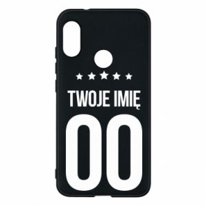 Phone case for Mi A2 Lite Your name