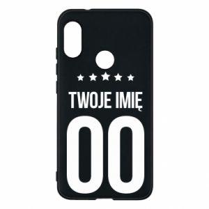 Mi A2 Lite Case Your name