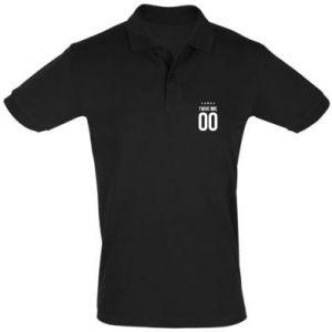 Men's Polo shirt Your name