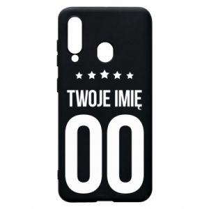 Phone case for Samsung A60 Your name