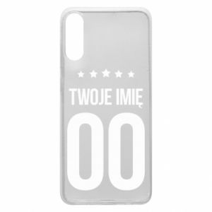 Phone case for Samsung A70 Your name