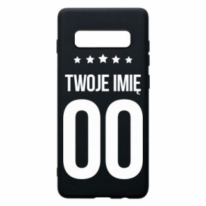 Samsung S10+ Case Your name