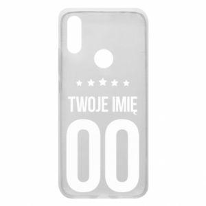 Phone case for Xiaomi Redmi 7 Your name