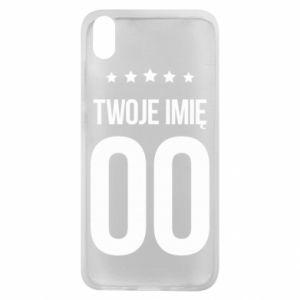 Phone case for Xiaomi Redmi 7A Your name