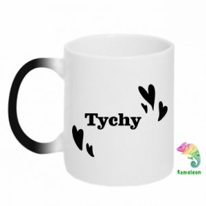 Kubek-kameleon Tychy