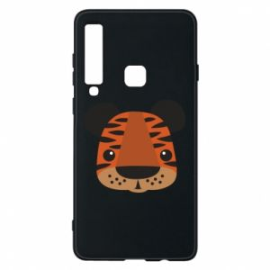 Samsung A9 2018 Case Children's print tiger