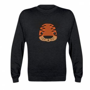 Kid's sweatshirt Children's print tiger