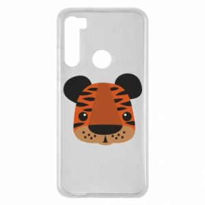 Xiaomi Redmi Note 8 Case Children's print tiger