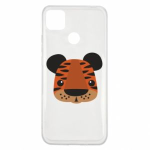 Xiaomi Redmi 9c Case Children's print tiger