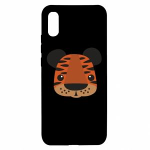 Xiaomi Redmi 9a Case Children's print tiger