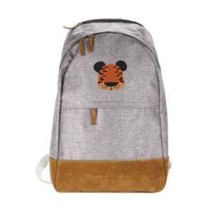 Urban backpack Children's print tiger