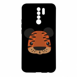 Xiaomi Redmi 9 Case Children's print tiger