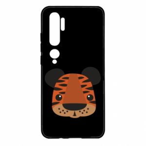 Xiaomi Mi Note 10 Case Children's print tiger