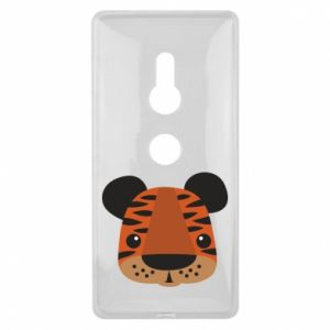 Sony Xperia XZ2 Case Children's print tiger