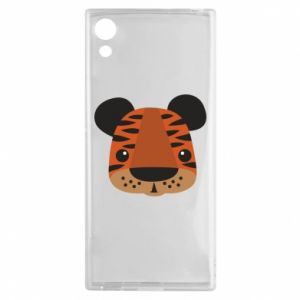 Sony Xperia XA1 Case Children's print tiger