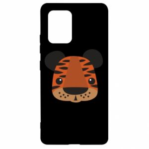 Samsung S10 Lite Case Children's print tiger