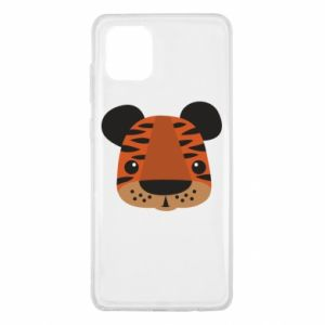 Samsung Note 10 Lite Case Children's print tiger