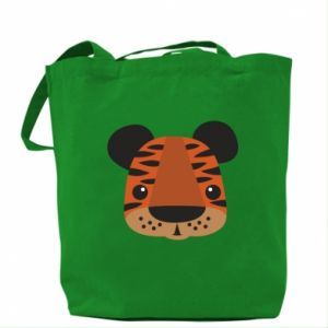 Bag Children's print tiger