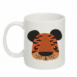 Mug 330ml Children's print tiger