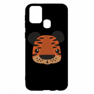 Samsung M31 Case Children's print tiger