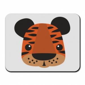 Mouse pad Children's print tiger