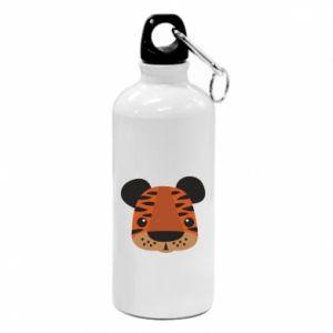 Flask Children's print tiger