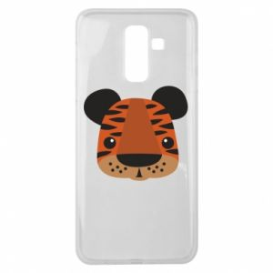Samsung J8 2018 Case Children's print tiger