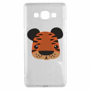 Samsung A5 2015 Case Children's print tiger
