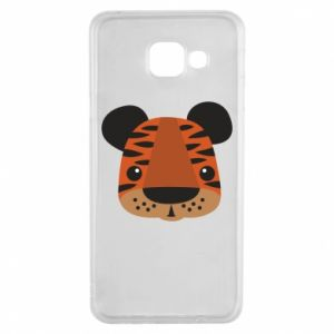Samsung A3 2016 Case Children's print tiger