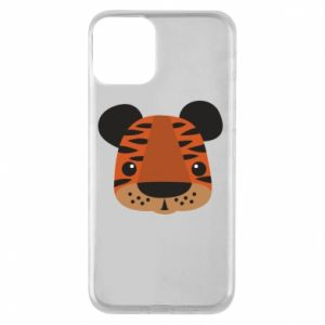 iPhone 11 Case Children's print tiger