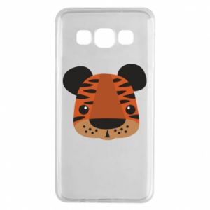 Samsung A3 2015 Case Children's print tiger