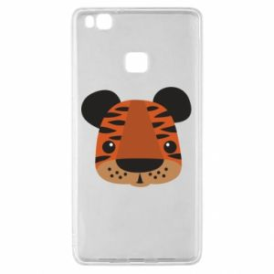 Huawei P9 Lite Case Children's print tiger