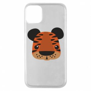 iPhone 11 Pro Case Children's print tiger