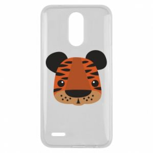 Lg K10 2017 Case Children's print tiger