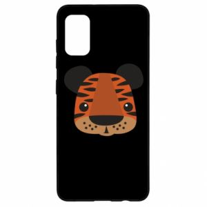 Samsung A41 Case Children's print tiger