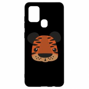 Samsung A21s Case Children's print tiger