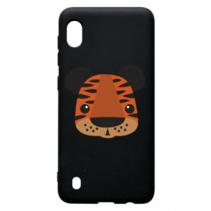 Samsung A10 Case Children's print tiger