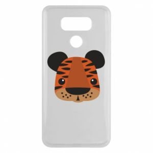 LG G6 Case Children's print tiger