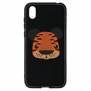 Huawei Y5 2019 Case Children's print tiger