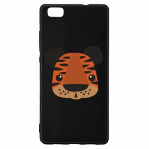 Huawei P8 Lite Case Children's print tiger