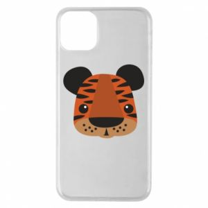 iPhone 11 Pro Max Case Children's print tiger