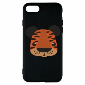 iPhone SE 2020 Case Children's print tiger
