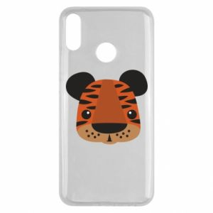 Huawei Y9 2019 Case Children's print tiger