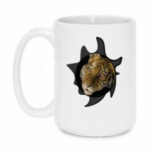 Kubek 450ml Tygrysie oczy - PrintSalon
