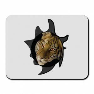 Podkładka pod mysz Tygrysie oczy - PrintSalon