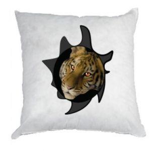 Poduszka Tygrysie oczy - PrintSalon