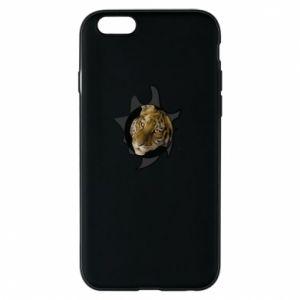Etui na iPhone 6/6S Tygrysie oczy - PrintSalon