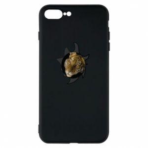 Etui na iPhone 7 Plus Tygrysie oczy - PrintSalon