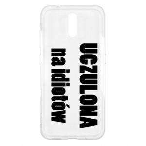 Etui na Nokia 2.3 Uczulona na idiotów