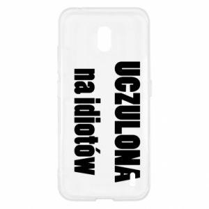 Etui na Nokia 2.2 Uczulona na idiotów